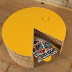End table Pacman