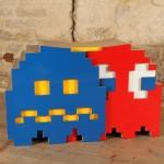 Sgabello Pacman